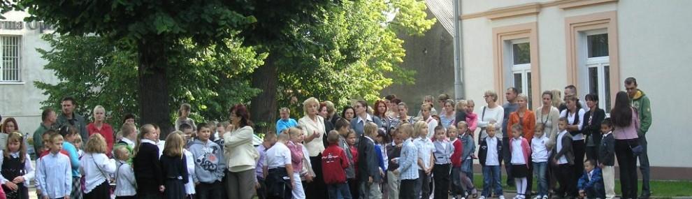 Inauguracja roku szkolnego 2012/2013.